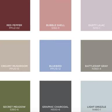 kleuren 2020